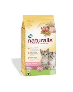 Comida para Gatos Naturalis Gatos Filhotes-Ciudaddemascotas.com