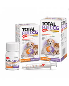 Total Full CG Suspensión para Mascotas - Ciudaddemascotas.com