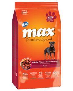 Total Max Perro Adulto Maximo Rendimiento Carne
