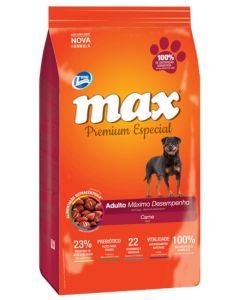Comida para perros Total Max Adultos Carne-Ciudaddemascotas.com