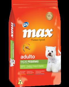Comida Total Max Buffet Adulto Raza Pequeña - Ciudaddemascotas.com