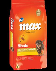 Total Max Perro Cachorro Carne