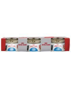 Royal Canin Cat Lata Ultralight Wet Tripack x 85 gr