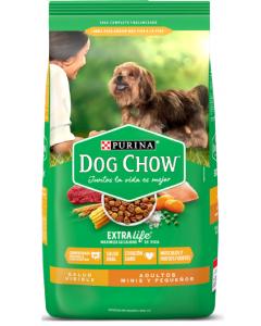 Comida Dog Chow Salud Visible Adultos Mini - ciudaddemascotas.com