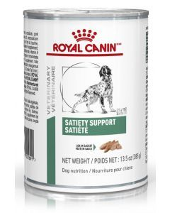 Royal Canin Veterinary Diet Dog Satiety Support Lata x 385g