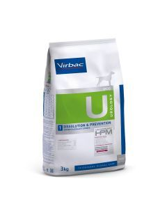 Virbac HPM Dog Urology Dissolution & Prevention 12Kg