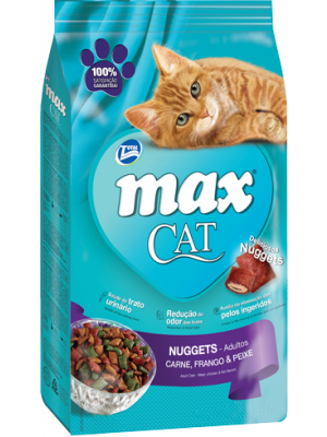 Total Max Cat Nuggets 1 Kg