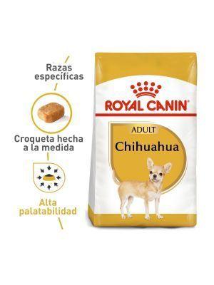Comida para Perros Royal Canin Chihuahua-Ciudaddemascotas.com
