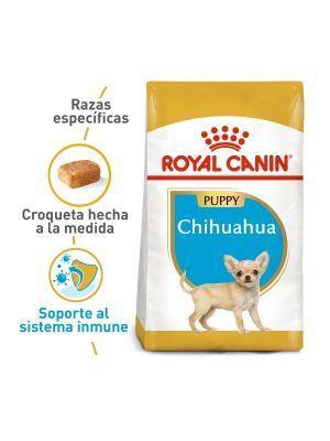 Comida de perro Royal Canin Chihuahua puppy-Ciudaddemascotas.com