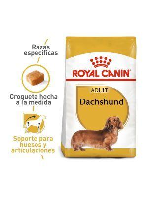 Comida Royal Canin Breed Nutrition Dachshund-Ciudaddemascotas.com