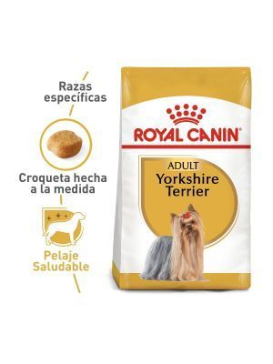 Comida Royal Canin Breed Nutrition Yorkshire-Ciudaddemascotas.com