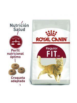 Comida Gato Royal Canin Feline Nutrition Fit-Ciudaddemascotas.com