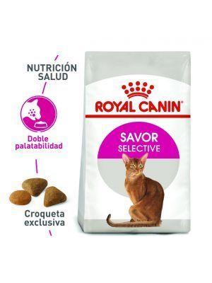 Comida para gato Royal Canin Savour Exigent-ciudaddemascotas.com