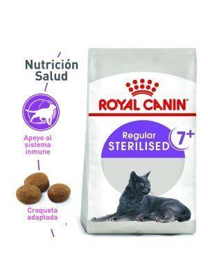 Comida para Gato Royal Canin esterilizado-Ciudaddemascotas.com