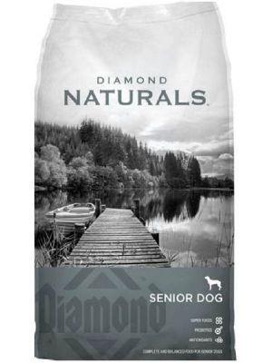 Comida Diamond Naturals Senior 8+ - ciudaddemascotas.com