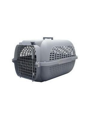 Guacal Hagen Gris Talla XL Para Perros y Gatos - ciudaddemascotas.com