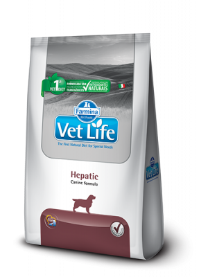 Comida Vet Life Hepatic 10 Kg - ciudaddemascotas.com