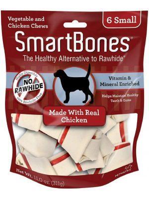Smartbones Chicken Small x 6 Piezas