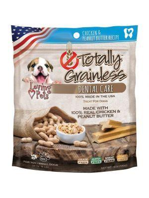 Snack Totally Grainless Dental Pollo - ciudaddemascotas.com