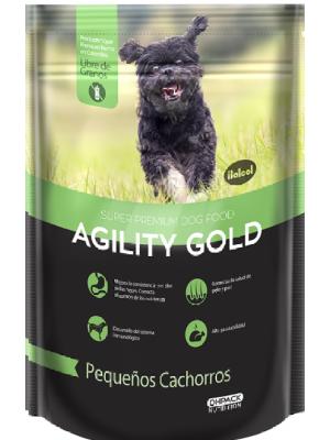 Comida Agility Gold Puppy Small Breed - ciudaddemascotas.com