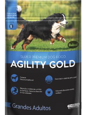 Comidapara perros Agility Gold Adultos - ciudaddemascotas.com