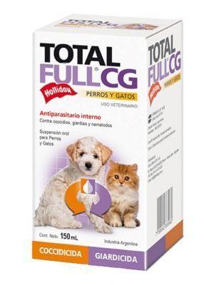 Antiparasitario para perros Total Full CG-Ciudaddemascotas
