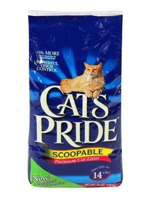 Arena Cats Pride Premium Litter Scoopable - ciudaddemascotas.com
