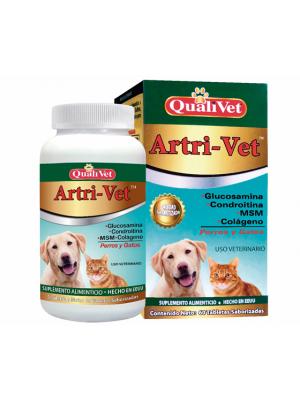 Artri-Vet Suplemento Para Perros y Gatos - Ciudaddemascotas.com