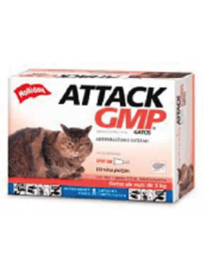 Attack Gatos 0.75 ml