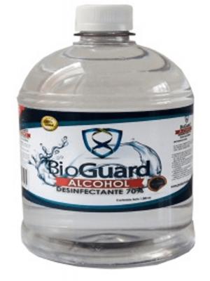 Alcohol Desinfectante Bioguard Mascotas - ciudaddemascotas.com