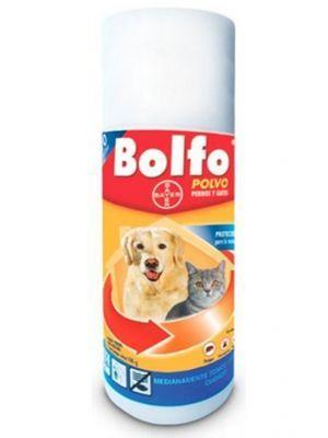 Bolfo Polvo Perros y Gatos 100 g - P80