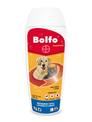 Bolfo Shampoo Perros y Gatos 220 Ml - PRSR