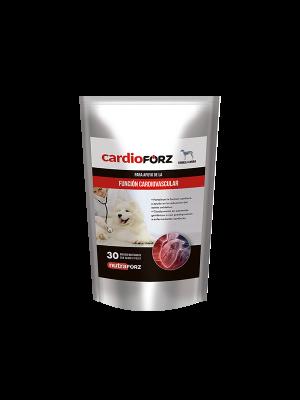 Suplemento CardioForz Suplemento x 30 tab - ciudaddemascotas.com