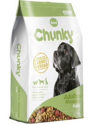Comida Chunky adultos mayores para Perros - Ciudaddemascotas.com
