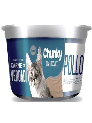Chunky Delicat Pollo 165 g