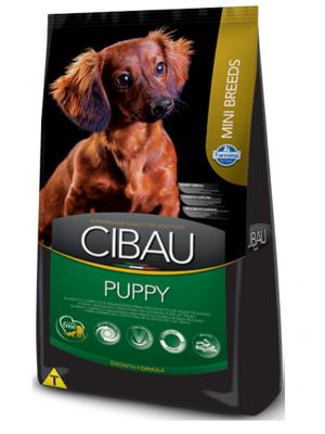 Comida Cibau Puppy Mini Breed para Perros - ciudaddemascotas.com