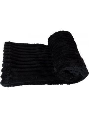 Cobijas para mascotas Relief Negro en talla S - Ciudaddemascotas