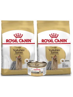 Comida perros Royal Canin Yorkshire Adulto Combo-Ciudaddemascotas
