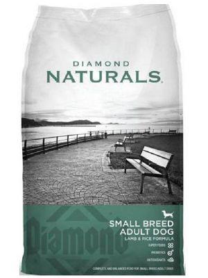Comida Diamond Naturals Adulto Raza Pequeña -Ciudaddemascotas.com