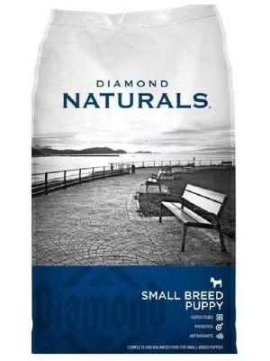 Comida Diamond Naturals Cachorro Pequeño - Ciudaddemascotas.com
