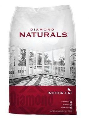 Comida Diamond Naturals Indoor Cat Formula - Ciudaddemascotas.com