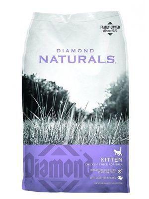 Comida Diamond Naturals Kitten para Gatos - Ciudaddemascotas.com