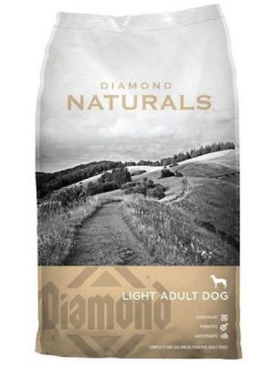 Comida perro Diamond Naturals Lite Cordero-Ciudaddemascotas.com