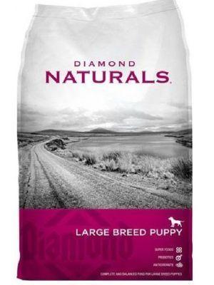 Comida Diamond Naturals Cachorro - ciudaddemascotas.com
