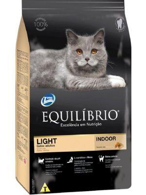 Equilibrio Gatos Light 1.5 Kg