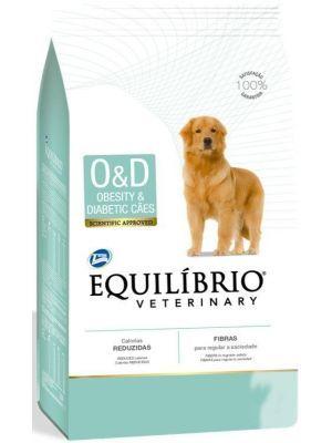 Equilibrio Perro Veterinary Obesity Diabetic-Ciudaddemascotas.com