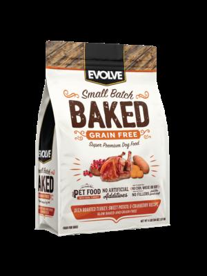 Comida para Perro evolve grain pavo-Ciudaddemascotas.com