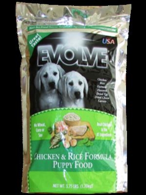 Evolve Puppy Chicken and Rice