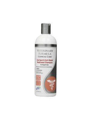 Shampoo Veterinary Formula ITCH RELIEF - Ciudaddemascotas.com