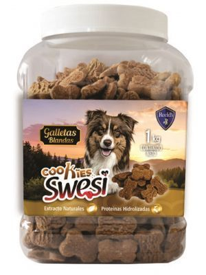 Cookies  para Perros Swesi Bombonera-Ciudaddemascotas.com